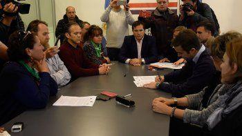 La firma se llevó a cabo en el Ministerio Público Fiscal.