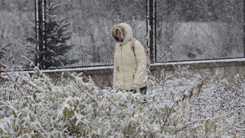 Llegó la nieve y los destinos turísticos cordilleranos se ilusionan