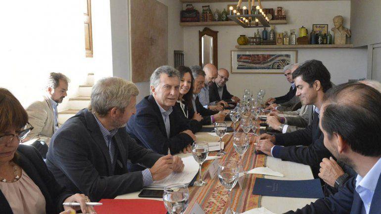 Macri defendió el veto contra la ley de tarifas:Si no había que suspender la Asignación Universal por Hijo