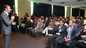 Gutiérrez destacó la diversificación que hay de fuentes energéticas