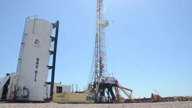 GyP recibió ofertas para asociarse en tres áreas de la cuenca neuquina