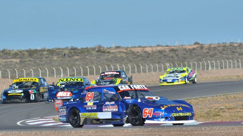 Se disputa la tercera fecha en el autódromo de Roca.