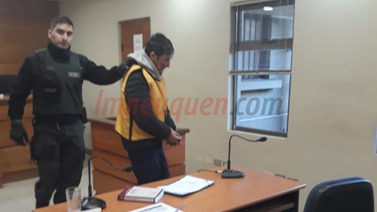 Pucón: seis meses de preventiva para el neuquino acusado de violación y robo