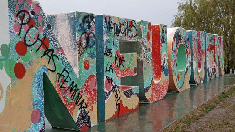 Artistas pidieron que se termine el vandalismo en la ciudad