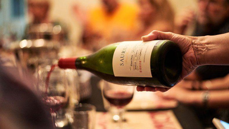 Ocho vinos locales representarán a la región en Estados Unidos
