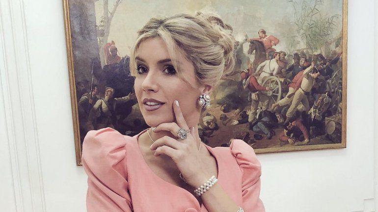 Laurita Fernández es una de las actrices que emularán a Mirtha en el especial.
