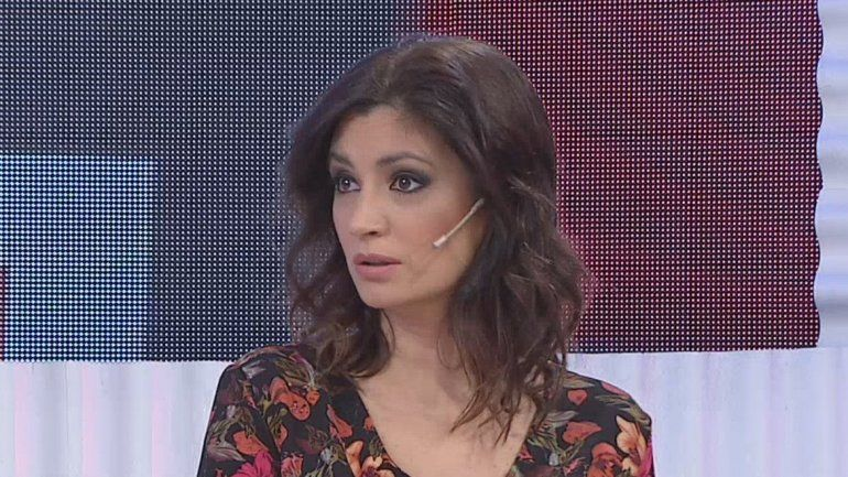 Carla Conte aprovechó el episodio para tildar a Iúdica de misógino.