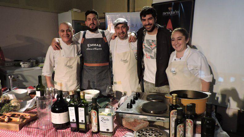 Chefs que participaron de Casteando Sabores: Juan Rivera