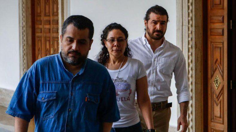 Los liberados deben presentarse cada 30 días ante un tribunal.