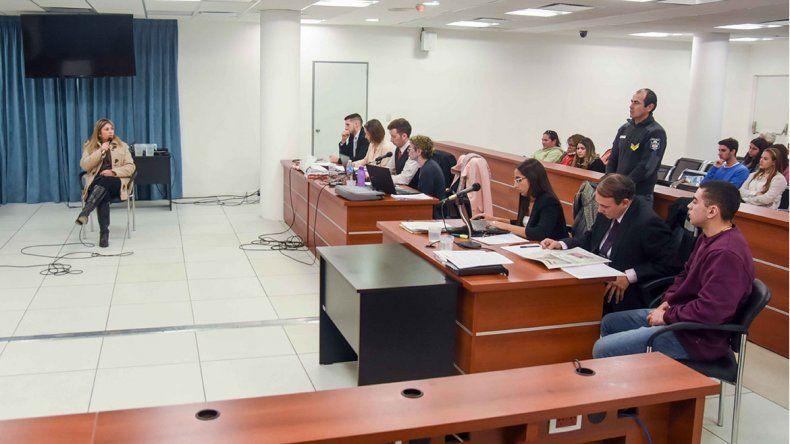 En el inicio del juicio por la brutal golpiza a Lautaro, el principal acusado pidió perdón y explicó por qué lo golpe