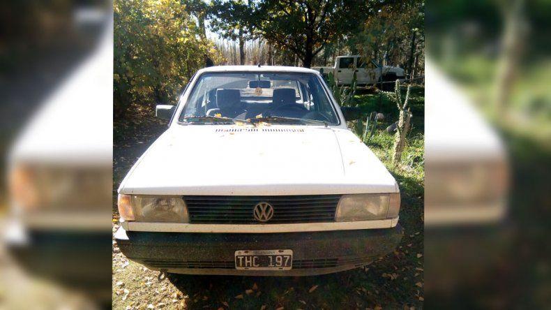 Recuperaron el auto robado gracias a que un policía lo leyó en LM Neuquén