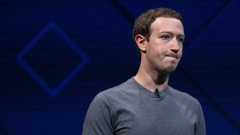 Para Zuckerberg, Facebook progresó
