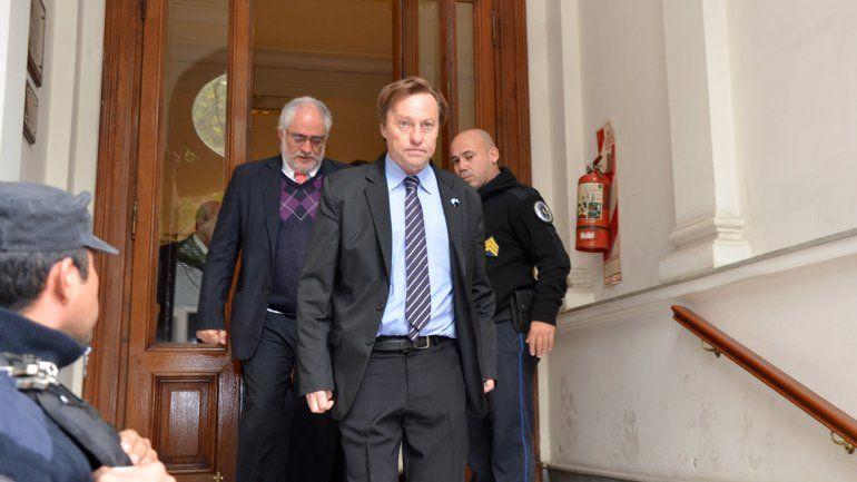 Al funcionario entrerriano se lo acusa de financiador de transporte y comercialización de estupefacientes