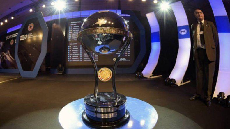 Así quedó definida la segunda fase de la Copa Sudamericana