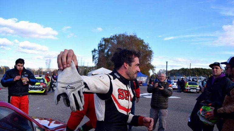 Gonzalo García Ganador del Premio Julián Crespo en la Monomarca Gol