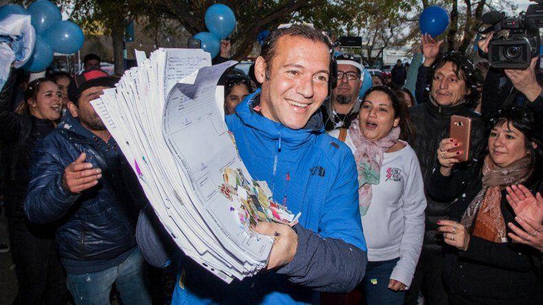 Gutiérrez convocó a la Junta de Gobierno del MPN para definir la fecha de elecciones