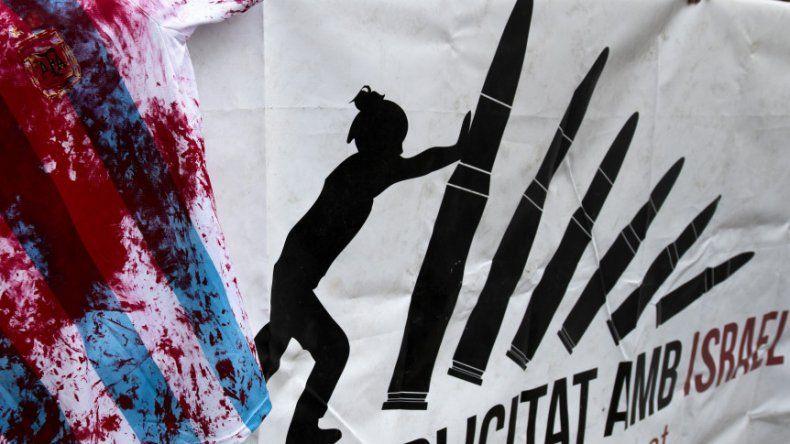Por amenazas se suspendió Argentina - Israel