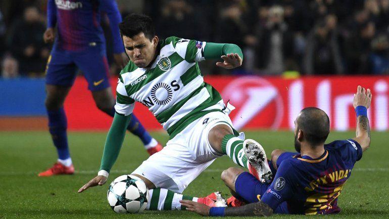 Acuña ya no quiere lucir la camiseta del Sporting. ¿Se va a la Juve?