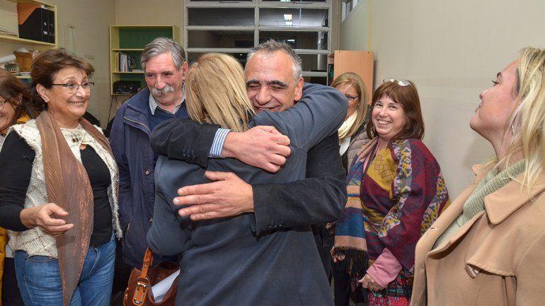 Tras ser reelecto, Crisafulli habló sobre los próximos cuatro años