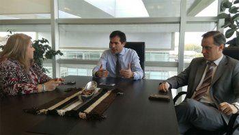 La decisión se tomó luego de una reunión entreel fiscal jefe Juan Agustín García y la fiscal del caso, Gloria Lucero.