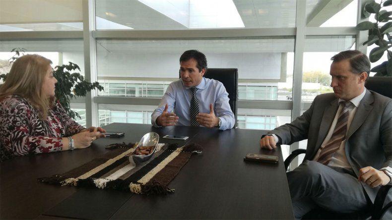 La decisión se tomó luego de una reunión entreel fiscal jefe Juan Agustín García y la fiscal del caso