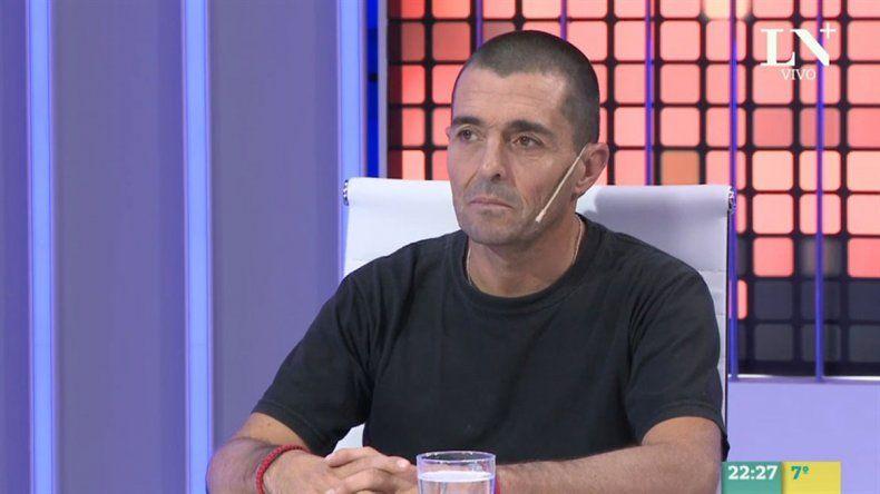 El fiscal Federico Delgado denunció que sufre persecuciones.