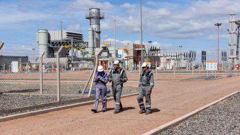 Nace YPF Luz y analiza una nueva central en Neuquén