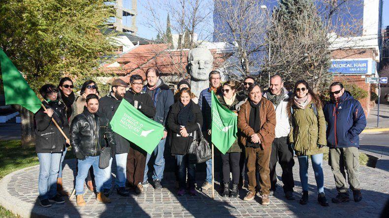 Los periodistas de la región festejaron su día con un acto