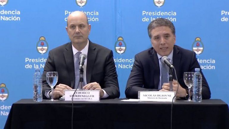 Acuerdo entre la Argentina y el FMI a 36 meses por U$S 50.000 millones
