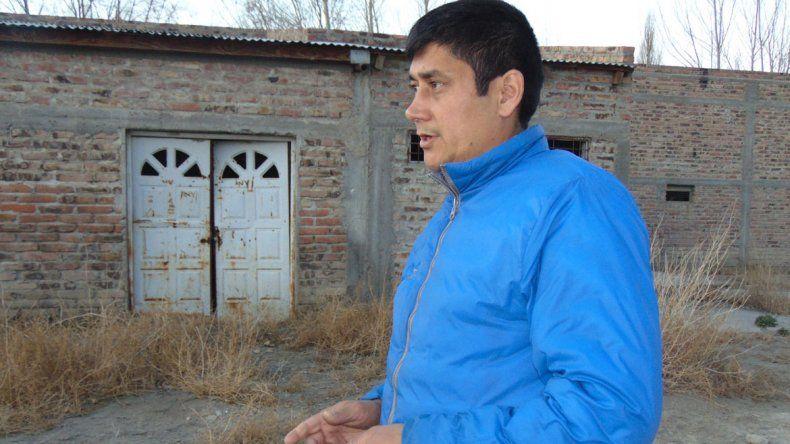 Bajada del Agrio:  la Tomatera será un centro cultural