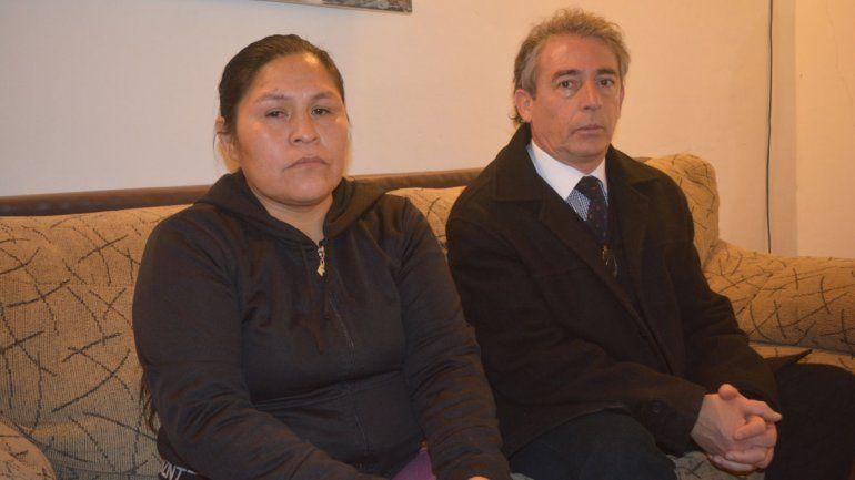 Rincón: denunció que su bebé murió por mala praxis