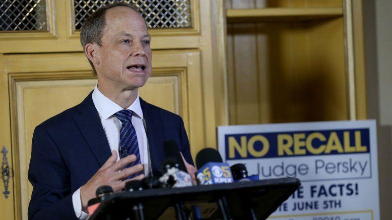 El juez dijo que su sentencia fue basada en las directrices para esos casos.