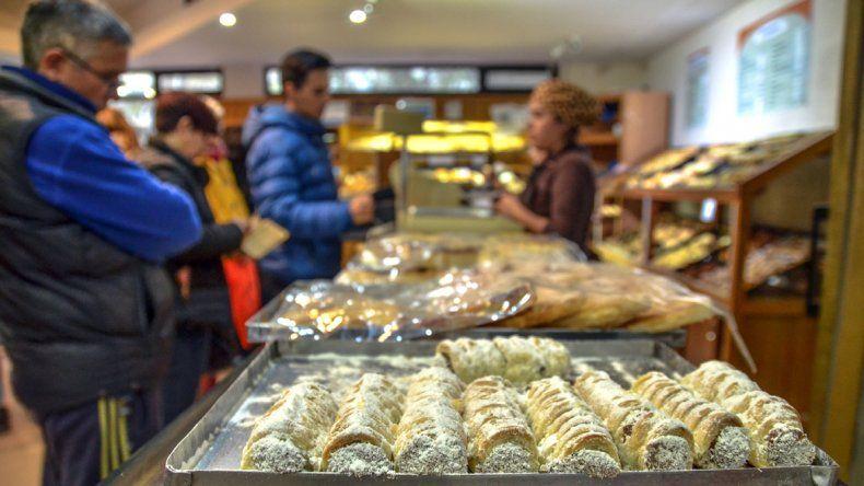 Por los precios, cayeron las ventas en panaderías