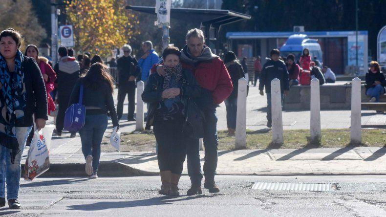 Anticipan mucho frío y posibilidad de nieve en Neuquén
