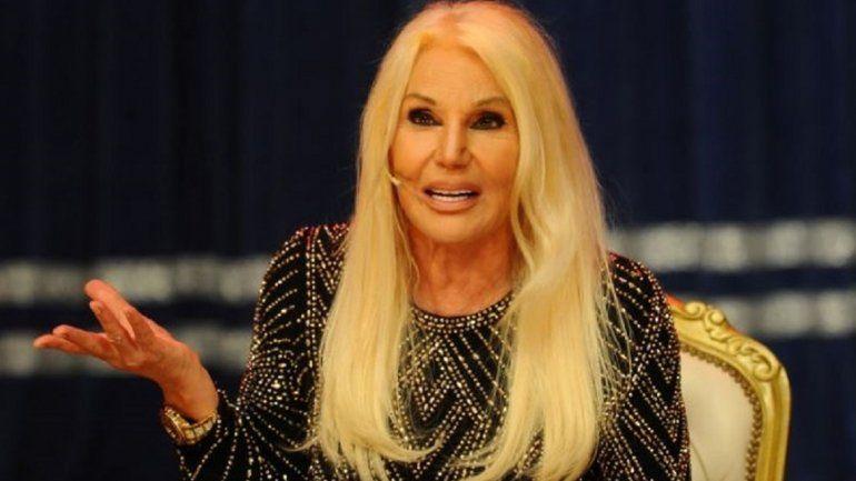 Susana se hizo cargo a medias: Soy un peligro pero yo no dije eso de Tinelli