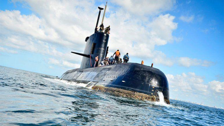 Marcha atrás: la Armada confirmó que seguirá la búsqueda del ARA San Juan