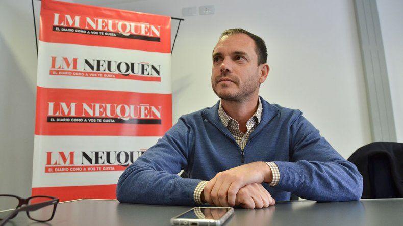Fernando Sánchez: Los candidatos deben surgir por consenso