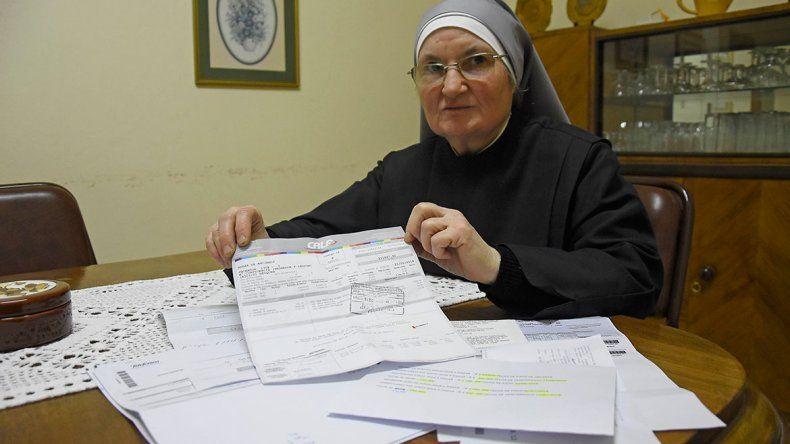 Ni el hogar de ancianos logró zafar del tarifazo