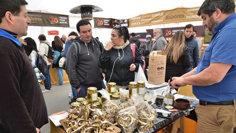 Los productores de hongos crecen por el mayor consumo