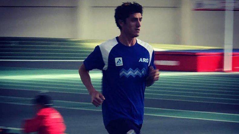 Carriqueo se sintió mejor y terminó 6º  en los 10 mil metros