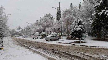 Alerta por fuertes nevadas en el norte neuquino