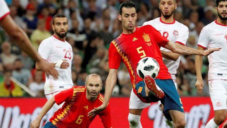 Amistosos: España ganó y Francia rescató un empate