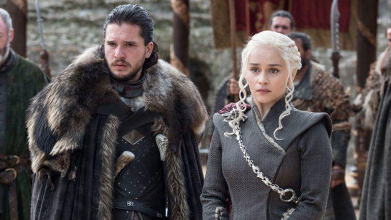 La madre de los dragones se despidió de Juego de Tronos