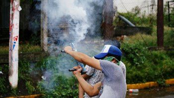 una nueva muerte no da lugar a la paz en nicaragua