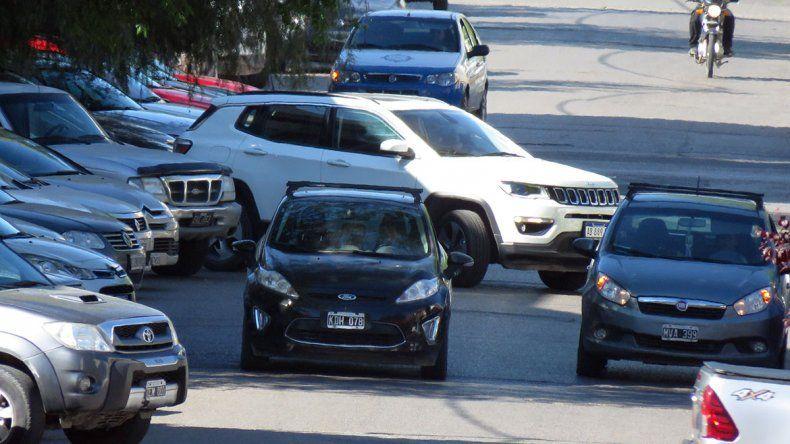 Modifican normas y aumentan las multas de tránsito