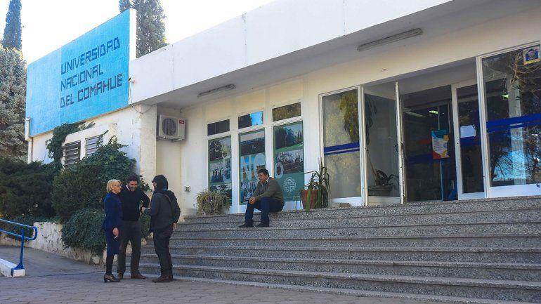Tras el receso, la UNCo arranca las clases con un paro docente