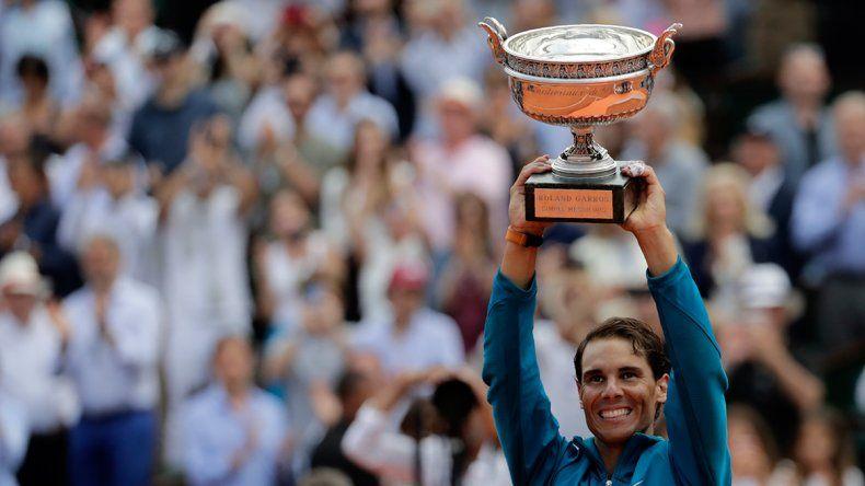 Rafa estiró su leyenda en París y ya suma 11 títulos