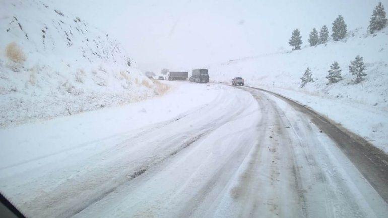 Vialidad pide precaución a la hora de transitar por el sur neuquino