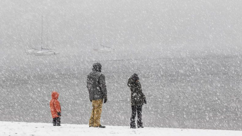 Suspenden clases en varias localidades por el mal tiempo