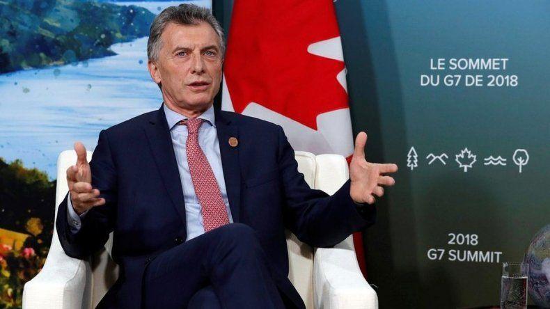 El Presidente dijo que la Argentina será el país que más crecerá en 20 años.